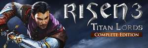 Funstock Digital - Risen 3 - Titan Lords Complete Edition 3,82€ Steam Key 85% off