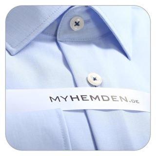 MYHEMDEN: 25 % Rabatt auf den gesamten Shop (auch Sale)