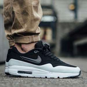 [Snipes] Air Max 1 Ultra Moire in Schwarz-Weiß [+ 6% Qipu]