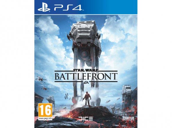 [MediaMarkt.at - Online] Star Wars Battlefront PS4 18€