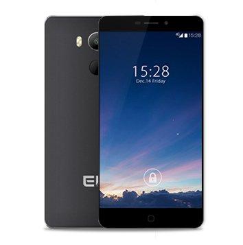 [Banggood EU Direct] Elephone P9000 5.5-Zoll FHD 4 GB 32 GB MTK6755 Octa-Core 2.0 GHz QC 4G Android 6 Dual SIM Smartphone in schwarz