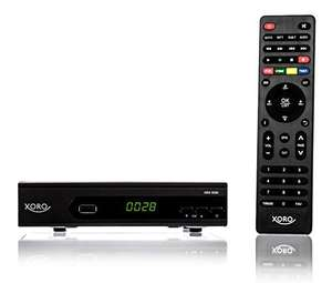 [WHD] XORO HRS 8560 Sat Receiver inkl HDMI, PVR, Timeshift (Prime 10,15 €)
