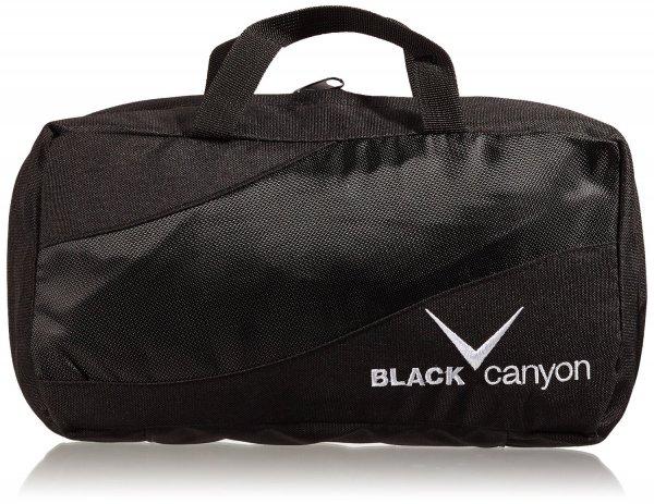 Black Canyon Kulturbeutel mit abnehmbarem Extra-Fach für 2,27€ (Amazon / Plus Produkt)