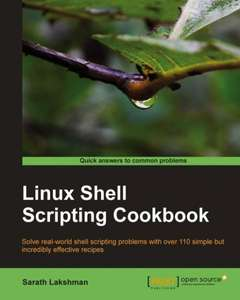 [Packt Publishing] Linux Shell Scripting Cookbook - Free eBook