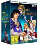 [Amazon] Die Legende von Prinz Eisenherz - Die komplette Serie [13 DVDs], Spielzeit 1515 Minuten, für 34,97€ statt ca. 45€