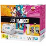 [netgames]  Nintendo Wii U mit 2 Spielen und 1 Remote Plus Fernbedienung (Just Dance 2014 Pack 8GB, weiß) für 202,90€