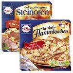 Rewe Sensationspreis Wagner Steinofen Pizza, Pizzies, Picolinos oder Flammkuchen für je 1,59€ DO-Sa