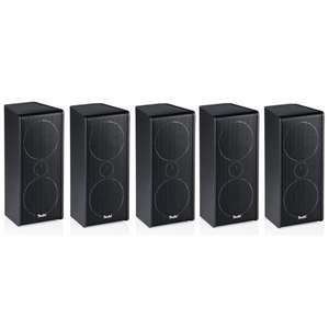 Teufel Consono 35 Satelliten 5.0 Set 5 x Satelliten-Lautsprecher CS 35 FCR Mk3 149€ Ebay