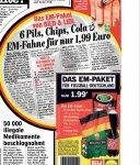 Das EM Paket bei Lidl
