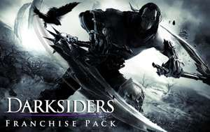 (GMG) Darksiders Franchise Pack (Steam) für 6€