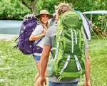 [Aldi Süd] ADVENTURIDGE®  Trekking-Rucksack 65l Frauen - 70l Männer