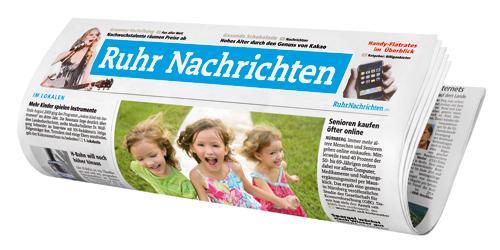 [LOKAL? - Dortmund, Probeabo] 3 Wochen Ruhr Nachrichten lesen - ohne Kündigung