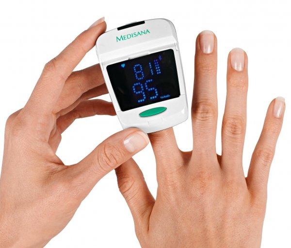 Bluetooth®-Pulsoximeter