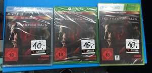 [Saturn Lünen] Metal Gear Solid V Phantom Pain Day One Edition 10€ PC/PS3/Xbox360 und 15€ für Xbox One