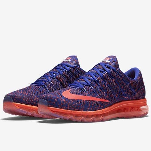 [SC24] Nike Air Max 2016 Print in Concord / Total Crimson [+ 7% Qipu]