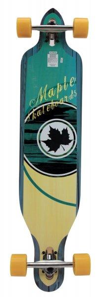 @Amazon: Skateboard Maple Holz-Skateboard MPL784, Blau ab 23,90€ mit Prime