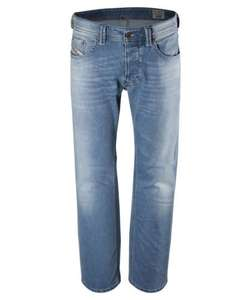 "Ebay - Diesel Herren Jeans ""Larkee 0850V"" Regular Straight Fit Blau"