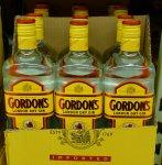 Gin Tonic Wochenende: Gordons Londen Dry Gin 9,99€ und Schweppes Bittergetränke für 1,03€ / Liter bei Aldi