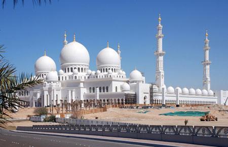7 Tage Abu Dhabi im 5 Sterne Hotel mit Flug für 208€ pro Person