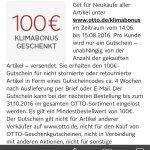 100€Gutschein+10%Rabatt auf Energiespargroßgeräte