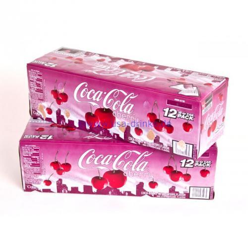 Coca Cola Cherry Original aus den USA 24 x 355ml für 10€ zzgl. 5,90€ Versand und Pfand ( geschmacklich so wie die alte aus den 80er Jahren) kurz nach MHD 27.02.2012
