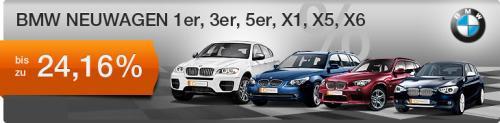 BMW Lagerfahrzeuge mit 24% Rabatt & Audi Q5 mit 11,5% günstiger bei Carneoo