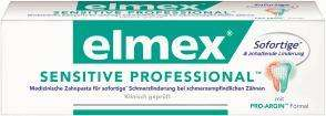 Kostenlose Probe Elmex sensitive Professional Zahnpasta