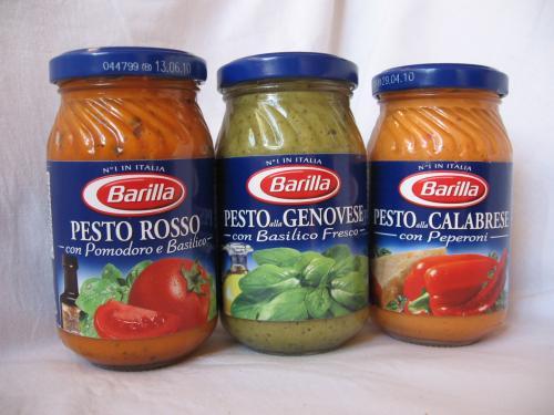 Barilla Pesto für 1,99€ und Nudeln für 0,69€ bei Penny (eventuell Lokal)