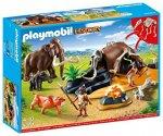 Playmobil 5087 - Steinzeitlager mit Feuer für 12,46 EUR