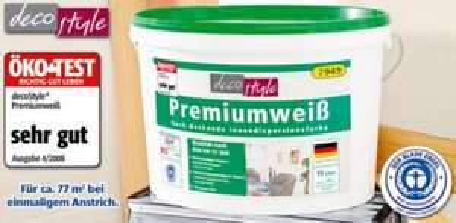 11 Liter Innendispersionsfarbe @aldi Süd 11,99€!