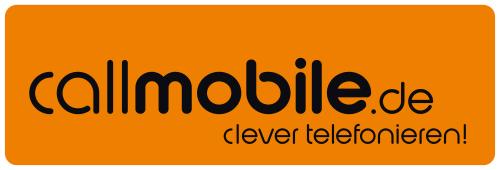 callmobile Vodafone cleverSMART 500, monatlich kündbar: 100 Freiminuten | 100 Frei-SMS | 500 MB bei 7,2 Mbit/s UMTS | 25 € Gutschrift bei Rufnummernmitnahme |  für 4,95 € / Monat, keine Anschlussgebühr