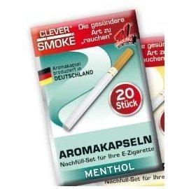 [Kaufland Geislingen/Steige] Clever Smoke Aromakapseln vers. Geschmacksrichtungen für 1 Cent