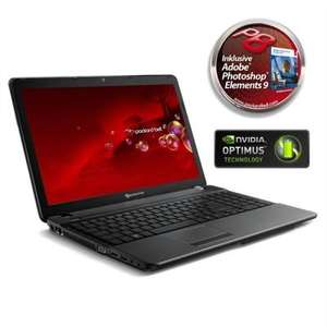 "Packard Bell EasyNote 15"" Core i5-2450M + GT630M ab 499 EUR"