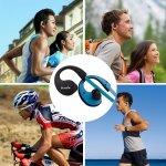 Bluetooth Sport-Kopfhörer CSR +EDR Wireless Bluetooth  + schweißfest amazon prime