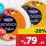 Der Zauber des Orients, Hummus 200g für nur 79 Cent ab Donnerstag bei [Lidl]