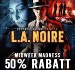 [Steam Deals] L.A. Noire 14,99 Euro | Orcs Must Die! 3,49 Euro | Burnout Paradise 3,74 Euro