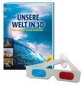Unsere Welt in 3D, inklusive 3D-Brille @ weltbild 4,99€ offline/online ohne VSK