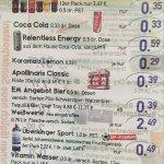 Relentless Energy Dose 0,5 L nur 59 Cent