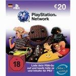 20€ PSN Card @eBay für Playstation Network (PS3/4 etc.)
