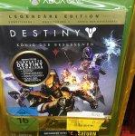 Destiny König der Besessenen Xbox One 25 Euro ( Lokal in Saturn Hannover )
