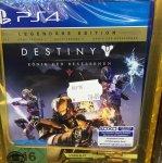 Destiny König der Besessenen PS4 20 Euro ( Lokal in Saturn Hannover )