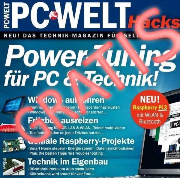PC Welt Sonderheft 07/2016 umsonst