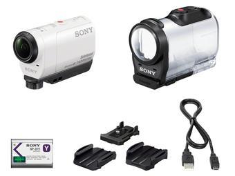Sony HDR-AZ1 für 135,89€ @ iBood - Action-Kamera mit Unterwassergehäuse