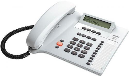 SIEMENS GIGASET EUROSET 5020 TELEFON ANALOG