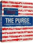 (Zavvi) The Purge + The Purge: Anarchy - Steelbook (Blu-ray) für 11,90€