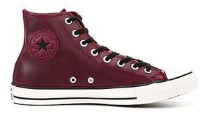 Converse Sale bei Brands4Friends - z.B Converse Chuck Taylor All Atar Leather Hi in Farbe Oxheart für 49,99€ inkl VSK