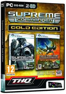 Supreme Commander Gold-Edition - STEAM Key- kostenlos