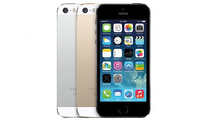 Apple iPhone 5s 16GB für 189,90€ @ Groupon - Refurbished mit leichten Gebrauchsspuren