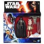 Star Wars Rebels Darth Vader und Ahsoka Tano Figuren von Hasbro @Amazon UK
