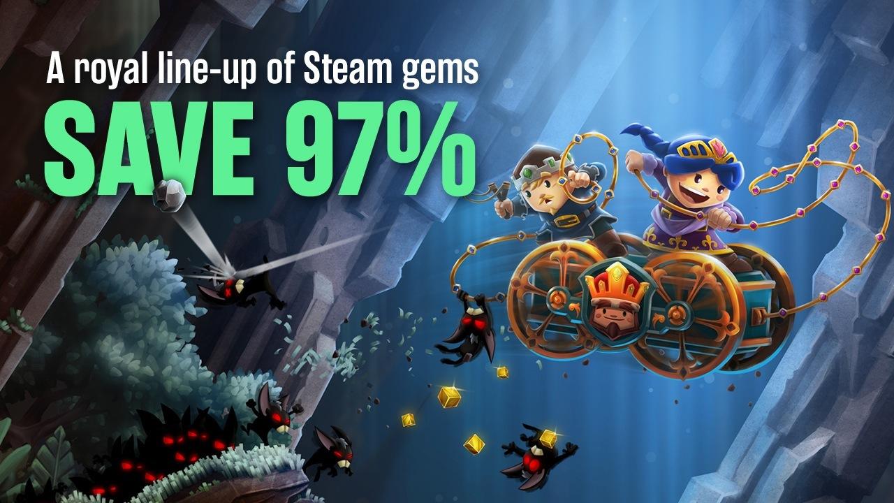 Majestic Bundle (10 Steam Games) für 2,99€ @ Bundlestars